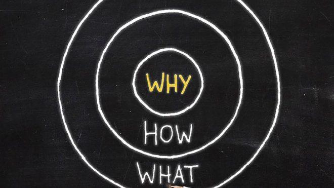"""สำเร็จเหนือใครแค่เริ่มต้นธุรกิจของคุณด้วยคำถามว่า """"ทำไม?"""""""