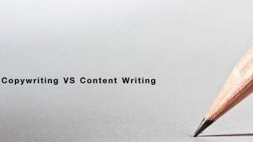 Copywriting VS Content Writing งานเขียนแบบไหนที่ใช่สำหรับธุรกิจคุณ?